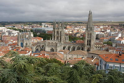 Photograph - Burgos by Christian Zesewitz