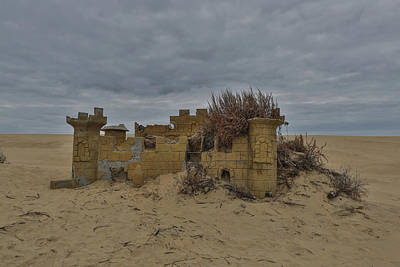 Photograph - Buried Castle by Jimmy McDonald