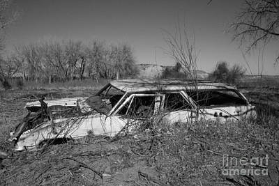 Photograph - Buried by Tony Baca