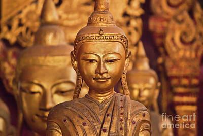 Photograph - Burma_d579 by Craig Lovell