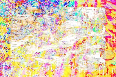 Digital Art - Burn In Me by Payet Emmanuel