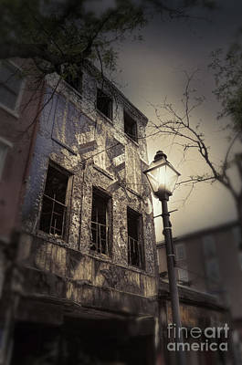 Photograph - Burned Out Building Philadelphia by Jill Battaglia