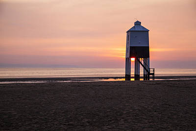 Photograph - Burnham Lighthouse by Stewart Scott