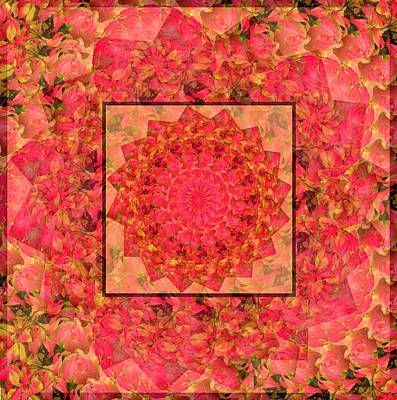 Photograph - Burning Bush Floral Design  by Joy Nichols