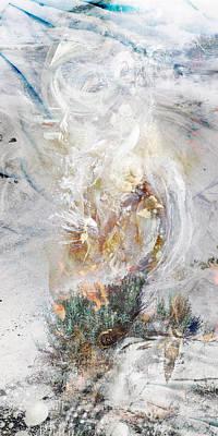 Burning Bush Digital Art - Burning Bush by Harold Sikkema
