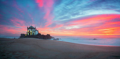 Photograph - Burning Sky V3 by Bruno Rosa