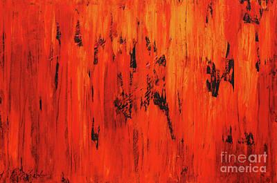 Burning Wall Of Flames Original