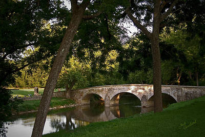 Photograph - Burnside Bridge At Antietam by Judi Quelland