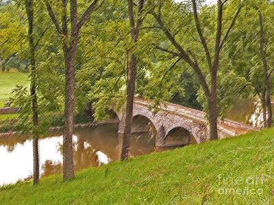 Burnside Bridge Photograph - Burnside Bridge At Antietem by David Bearden