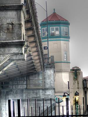 Photograph - Burnside Bridge by David Bearden
