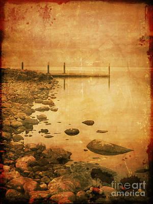 Summerland Photograph - Burnt Memory by Tara Turner