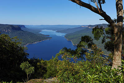 Photograph - Burragorang by Kenneth Hall