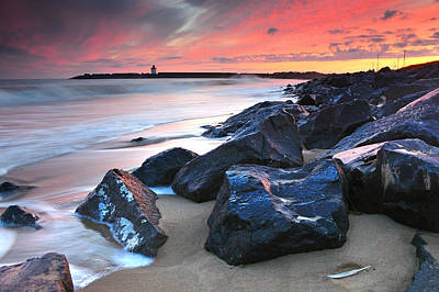 Photograph - Burry Port 3 by Phil Fitzsimmons