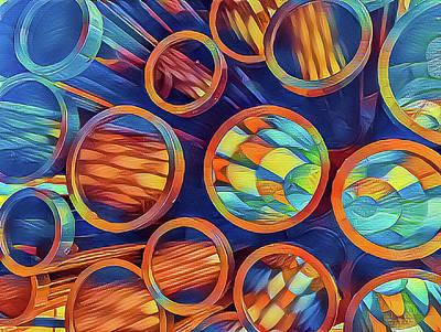 Photograph - Burst Of Colors by Jonathan Nguyen