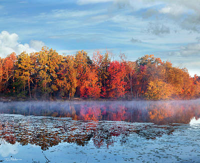 Photograph - Burst Of Colors by Tim Fitzharris