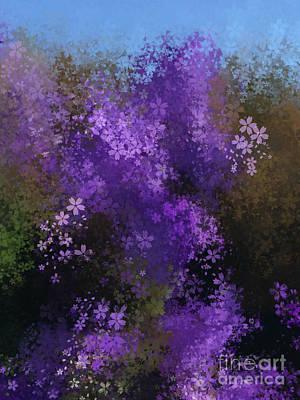 Photograph - Bursting Blooms by Jenny Revitz Soper