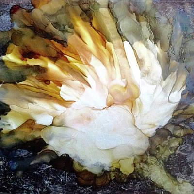 Painting - Bursting Forth by Cynthia Matthews