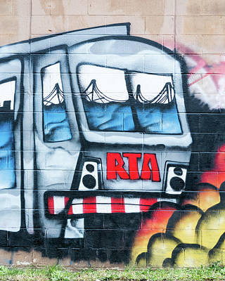 Photograph - Bus Art by Stewart Helberg
