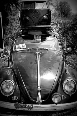 Photograph - Bus On Bug by Laurie Perry