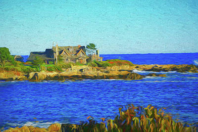Photograph - Bush Compound by Dennis Baswell