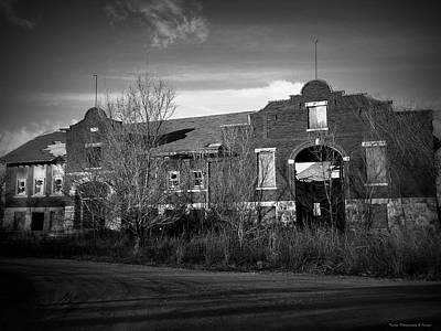 Photograph - Bushong, Kansas by Wesley Nesbitt