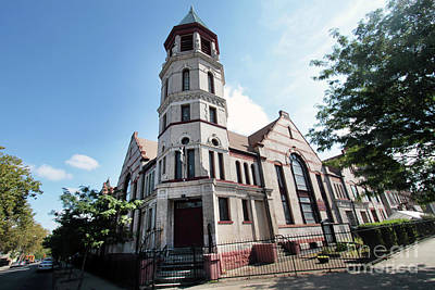 Photograph - Bushwick Avenue Central Methodist Episcopal Church by Steven Spak