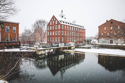 Photograph - Busiel-seeburg Mill by Robert Clifford