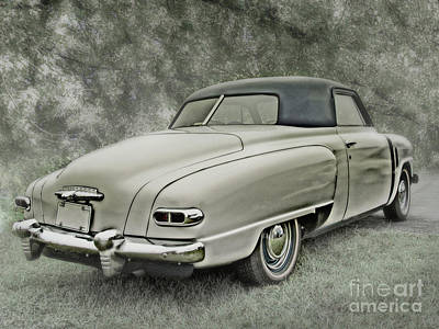 Photograph - Business Coupe by John Anderson