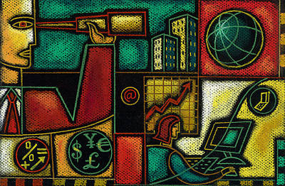 Visual Painting - Business Planning by Leon Zernitsky