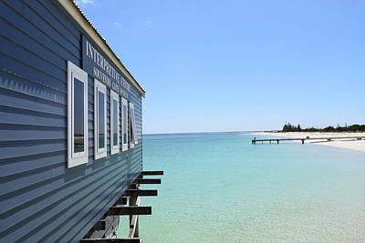 Busselton Photograph - Busselton Jetty by Anna