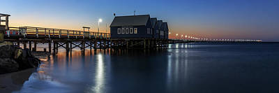 Photograph - Busselton Jetty by Robert Caddy