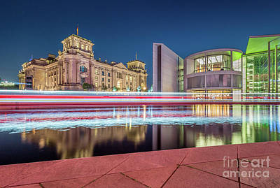 Photograph - Busy Berlin by JR Photography