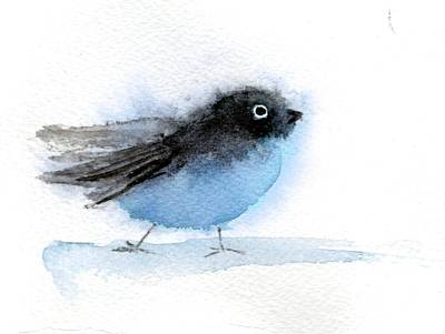 Painting - Busy Bird by Anne Duke