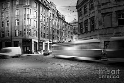 Photograph - Busy Street by Cecil Fuselier