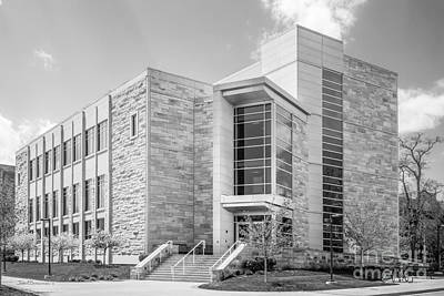 Photograph - Butler University Pharmacy And Health Science by University Icons