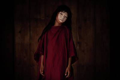 Photograph - Butoh by Lucas Dragone