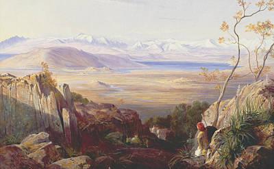 Painting - Butrinto, Albania by Edward Lear