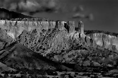 Photograph - Butte, New Mexico by Hugh Smith