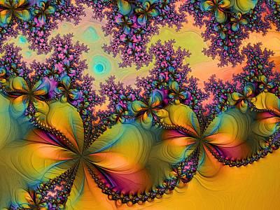 Digital Art - Butterflies 1 by Alexandru Bucovineanu