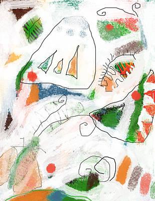 Butterflies Art Print by Aliza Souleyeva-Alexander