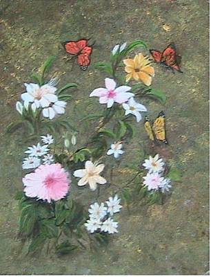 Painting - Butterflies by Catherine Swerediuk