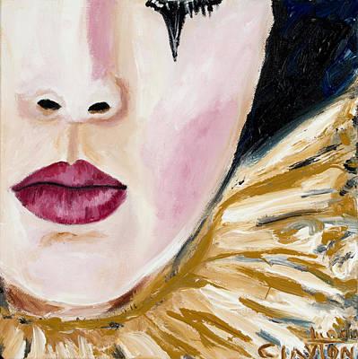 Butterflies Original by Linda Clayton