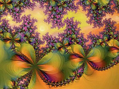 Digital Art - Butterflies 2 by Alexandru Bucovineanu