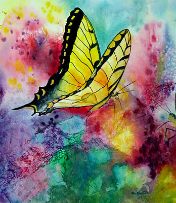 Butterfly 2 Print by Dee Carpenter