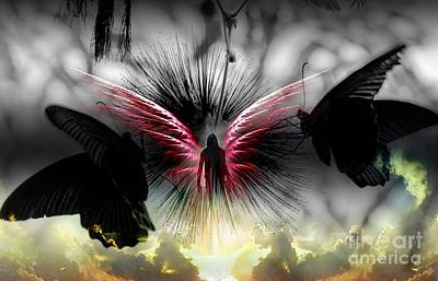 Butterfly 3 Original by LDS Dya