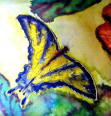 Painting - Butterfly by Beverly Johnson