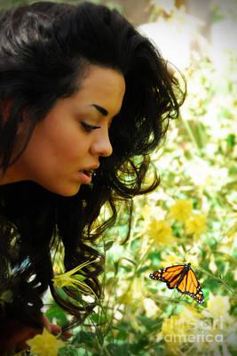 Photograph - Butterfly Effect by Robert WK Clark