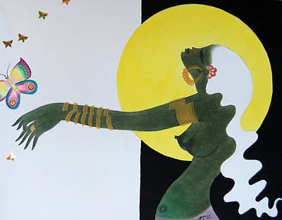 Butterfly Original by Jayamini  De Silva
