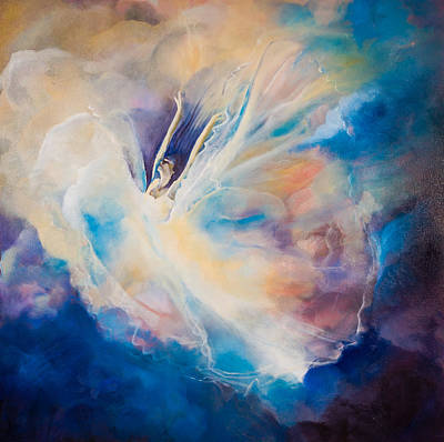 Painting - Butterfly by Jenny anne Morrison