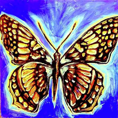 Painting - Butterfly by Kimberly Dawn Clayton